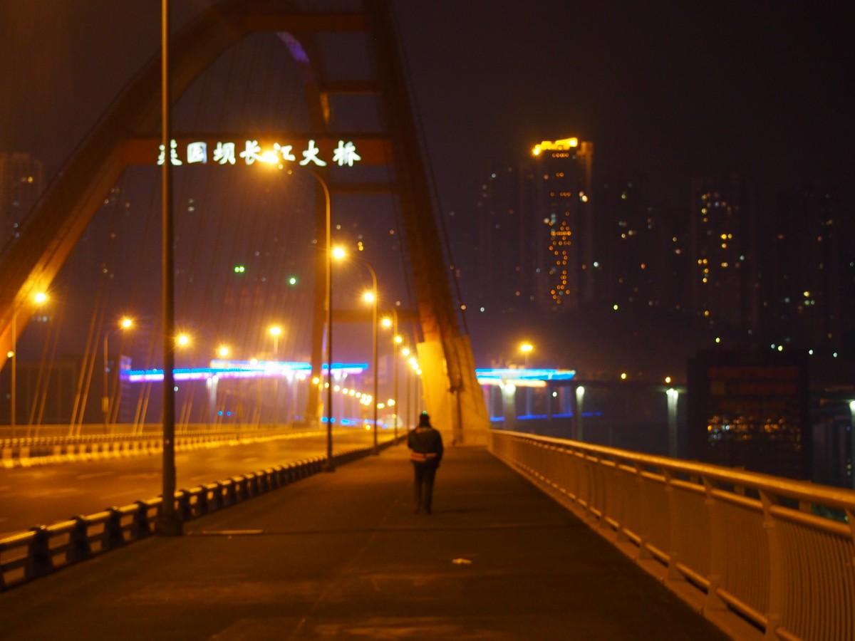 重庆菜园坝长江大桥