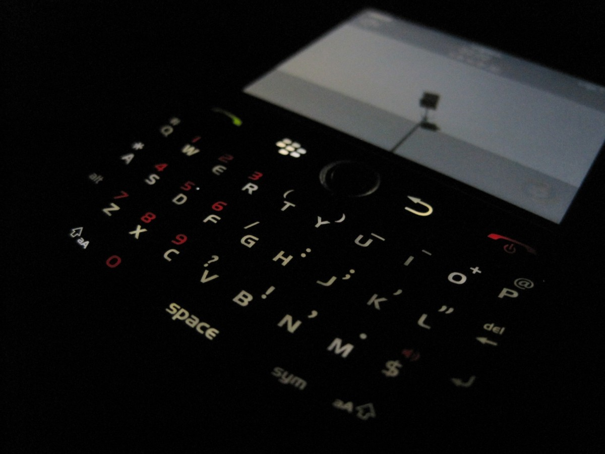 blackberry 黑莓手机