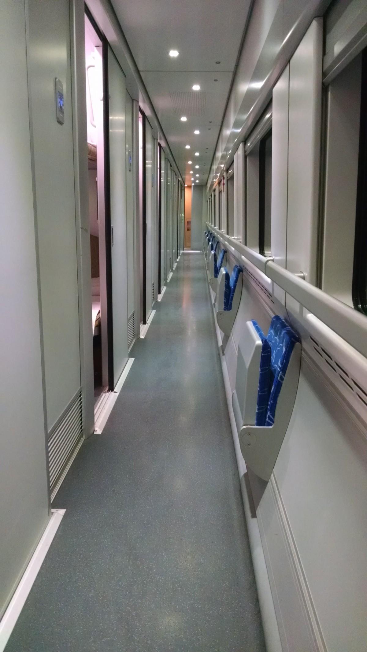 广州至上海高铁动卧