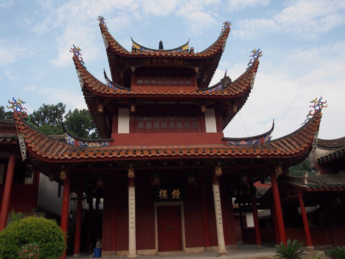 涌泉寺钟楼