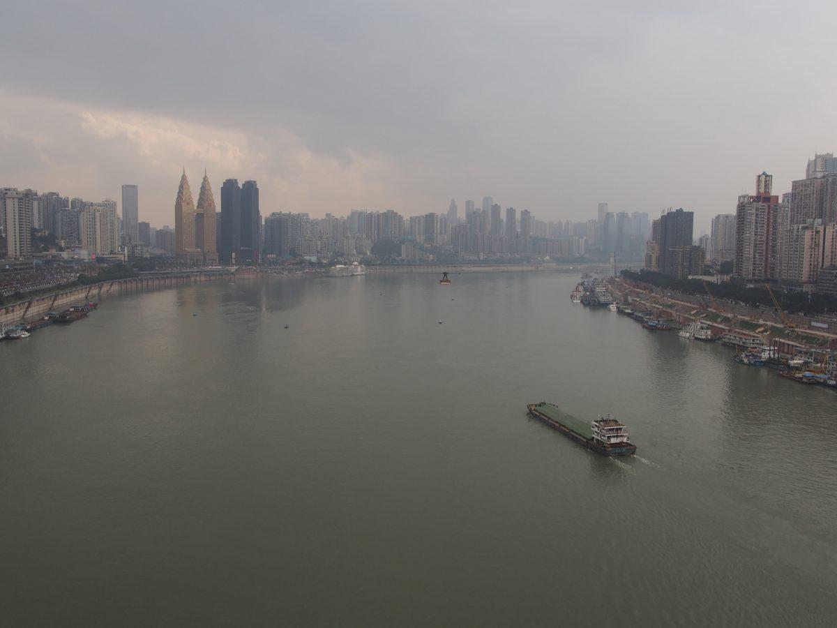 重庆东水门大桥