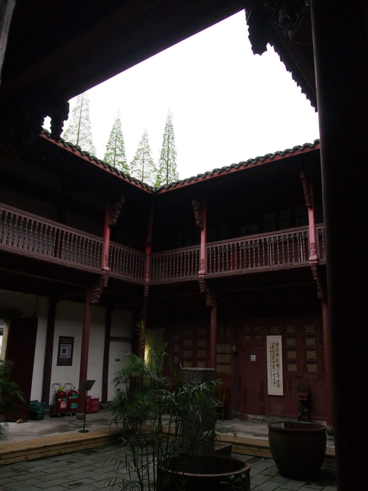 衢州老建筑