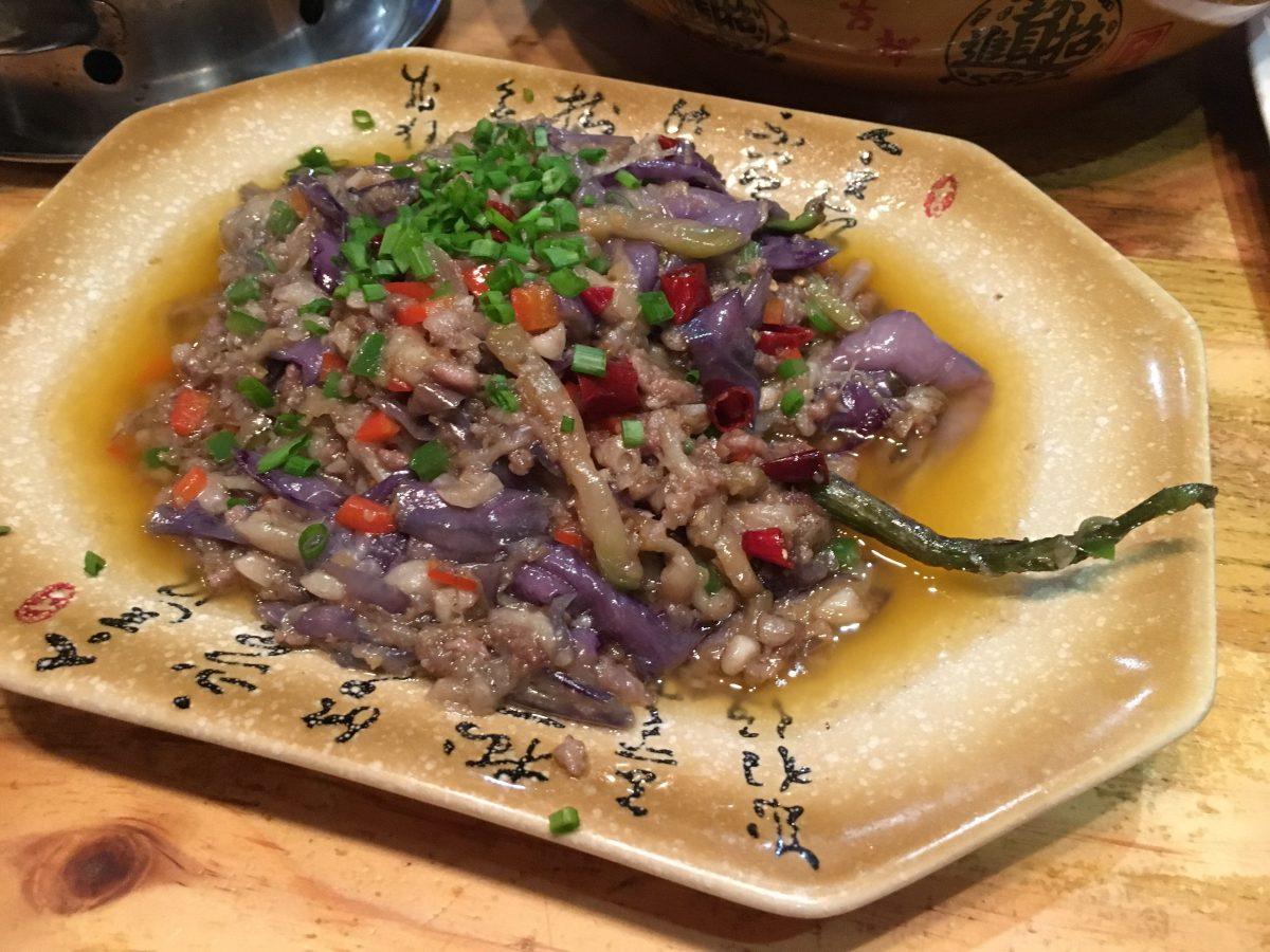 青田特色菜