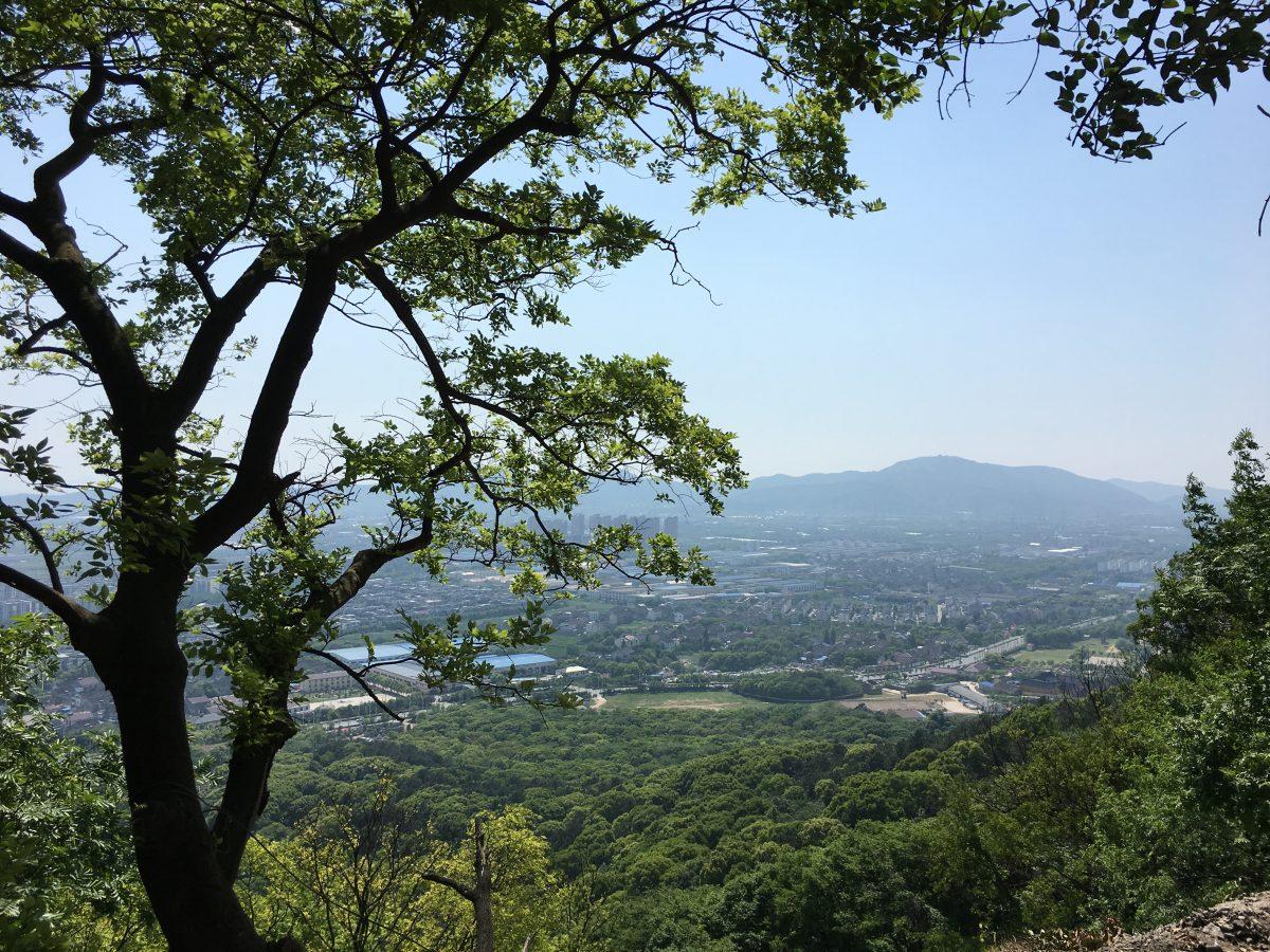 江苏·苏州灵岩山