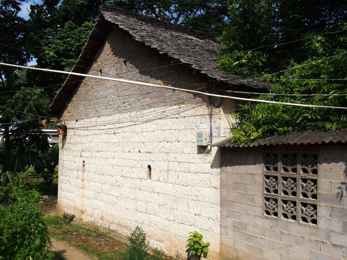 贵州·安顺·镇宁·城关镇的石头屋