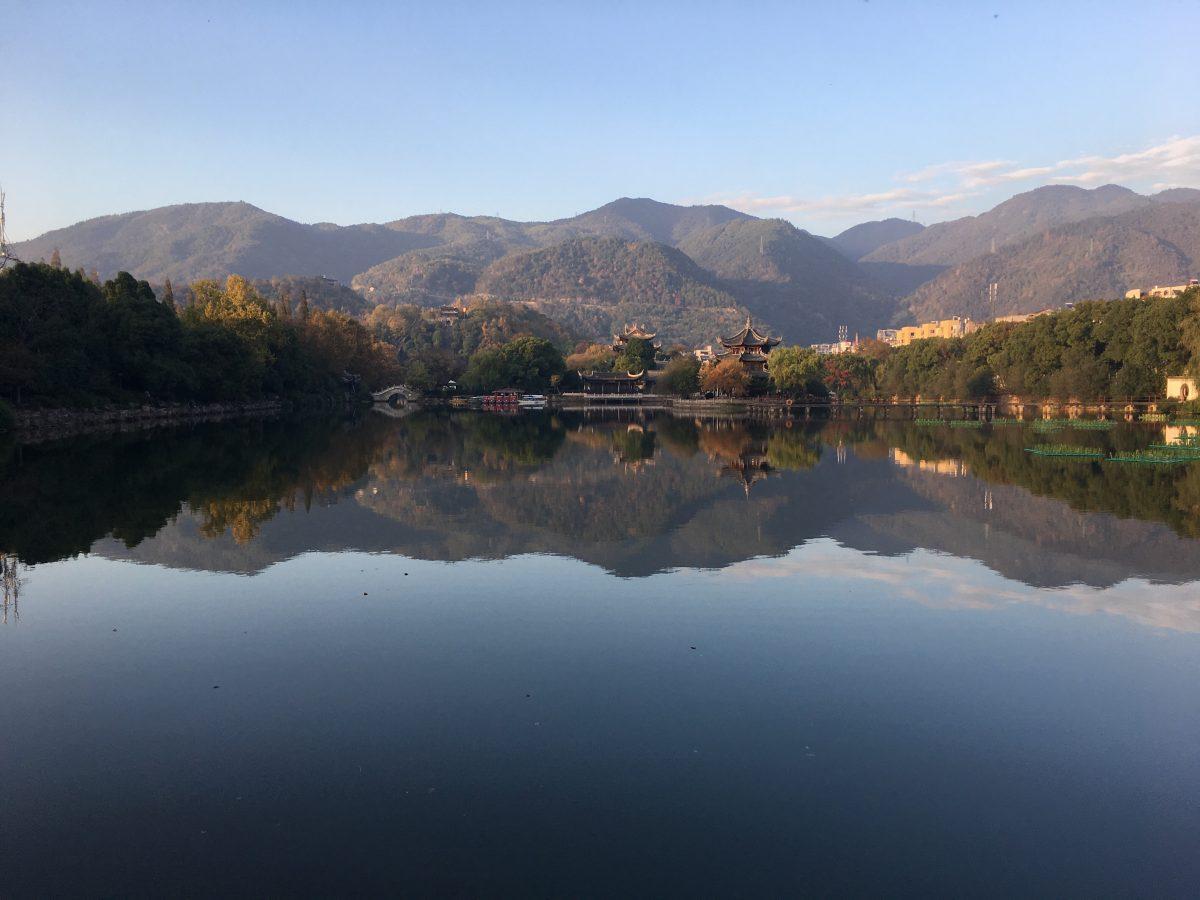 浙江·临海·东湖