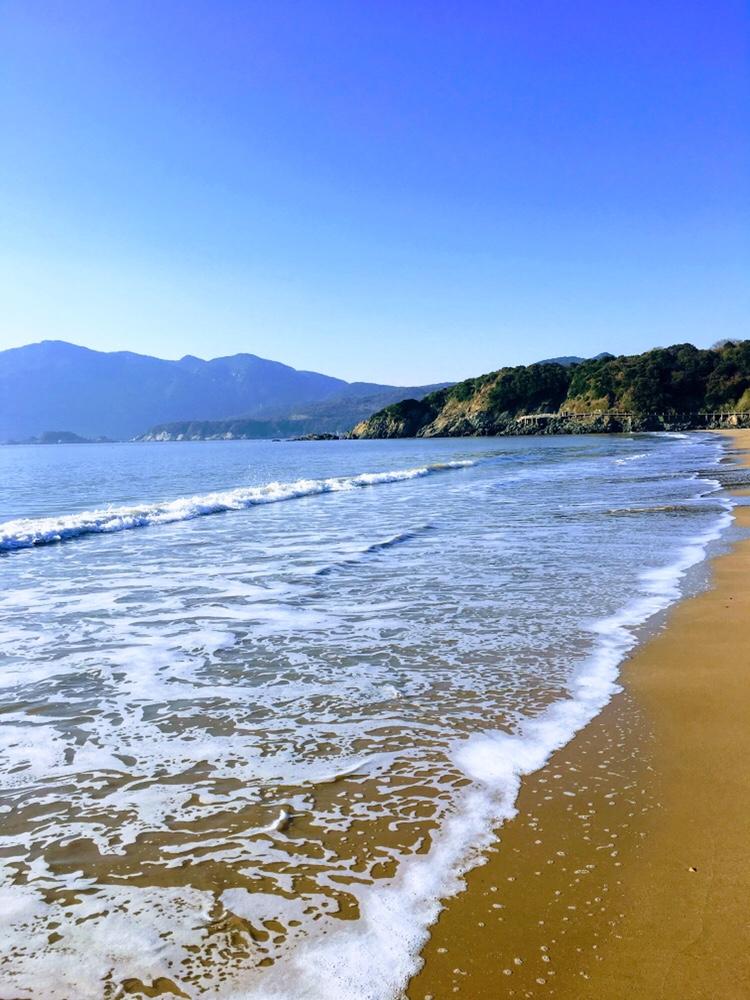 浙江·舟山群岛·海滩